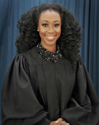 Judge Amber Givens-Davis, 282nd State District Court(Provided by Judge Amber Givens-Davis/Courtesy)