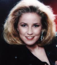 This photo of Adrianne Jones was introduced as evidence in the capital  murder trial of Diane Zamora. (1998 File Photo)