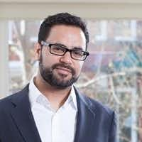 Deepak Gupta is the lead lawyer challenging the constitutionality of Texas' anti-surcharge law.