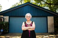 Marilyn Levin of Dallas called a notorious garage door company for an estimate. When she returned home, she found the work was already done. But what should have cost $160 ended up costing more than $2,000. She complained and, eventually, she said she got her money back.(Carly Geraci/Staff Photographer)