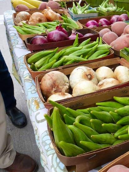 McKinney Farmers Market Mulling Shift To Groweronly Format Farm - Farm to table dallas
