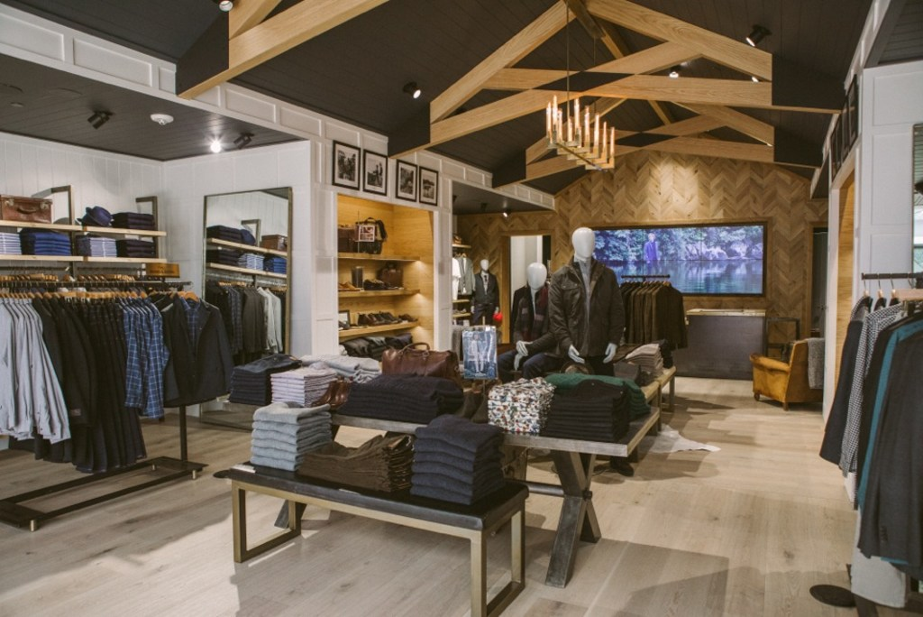 Why New Zealand men's retailer, Rodd & Gunn, came all the way to