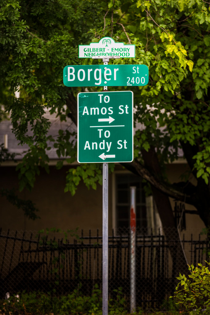 Gentrification in West Dallas brings worry over streets named for ...