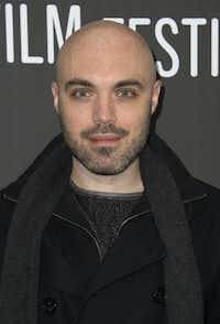 """Director David Lowery attends """"A Ghost Story"""" premiere during the 2017 Sundance Film Festival in Park City, Utah.(Valerie Macon/AFP/Getty Images)"""