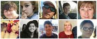 Top row, left to right: Jared Black, Shana Fisher, Christian Garcia, Aaron Kyle McLeod, Glenda Perkins. Bottom row, left to right: Angelique Ramirez, Sabika Sheikh, Christopher Stone, Cynthia Tisdale, Kimberly Vaughan.(File photos)