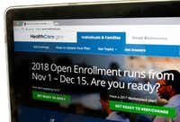 The Affordable Care Act marketplace still exists and will soon enroll new consumers, but it isn't being heavily promoted by the Trump administratio(Alex Brandon/The Associated Press)