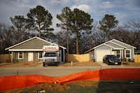 "<p><span style=""font-size: 1em; background-color: transparent;"">Dallas Habitat for Humanity has been swimming in red ink for at least three years, losing $2.3 million in 2016 and $2.6 million in 2015. The financials for 2017 won't look any better, new CEO David Crawford says.</span></p>(Tom Fox/Staff Photographer)"
