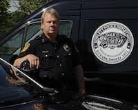 Rowlett Police Chief Mike Broadnax(City of Rowlett)