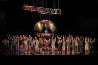 "The Santa Fe Opera Chorus in ""Doctor Atomic.""(Ken Howard/Santa Fe Opera)"
