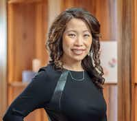 Karen Liu Pang, new president of the Greater Dallas Asian American Chamber. Courtesy photo.