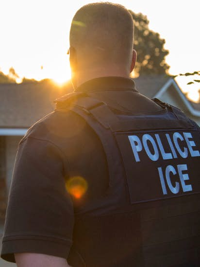 Four-day ICE sweep that led to 75 arrests predated Trump's threat of