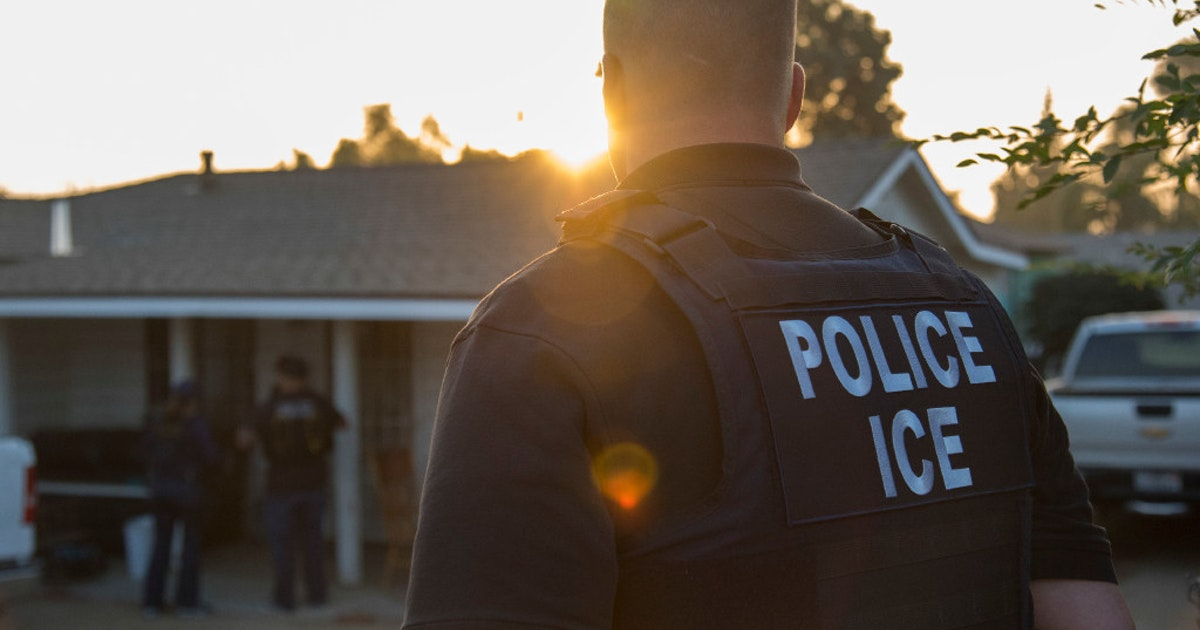 75 unauthorized immigrants arrested in targeted ICE operation across North Texas and Oklahoma...