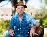 Author Ben Montgomery(Octavio Jones)