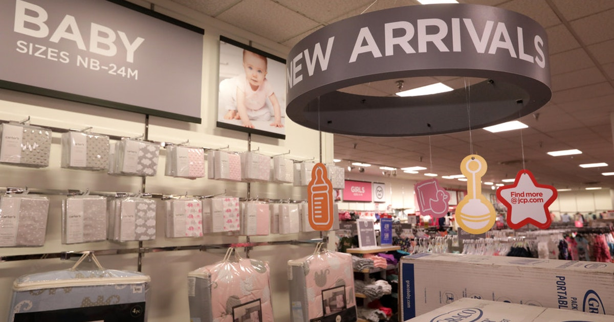 3e647401137a J.C. Penney adding infant and toddler gear near the closed Toys R Us and  Babies R Us stores