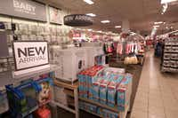 The new baby section at the Collin Creek Mall J.C, Penney in Plano(Jason Janik/Special Contributor)