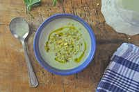 Cucumber Soup(Ellise Pierce/Special Contributor)