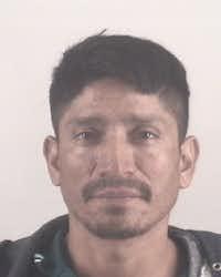 Crispin Garcia Suarez(Tarrant County Sheriff's Department)