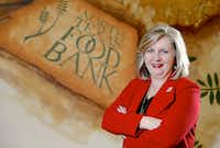 """<p>Trisha Cunningham, CEO and president of the North Texas Food Bank, will be eating her way through DFW Restaurant Week, which benefits the food bank in Dallas and<span style=""""font-size: 1em; background-color: transparent;"""">Lena Pope, a Tarrant County charity.</span></p>(2018 File Photo/Brandon Wade)"""
