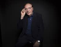 James Patterson in 2016. (Photo by Taylor Jewell/Invision/AP, File)  (Taylor Jewell/AP)