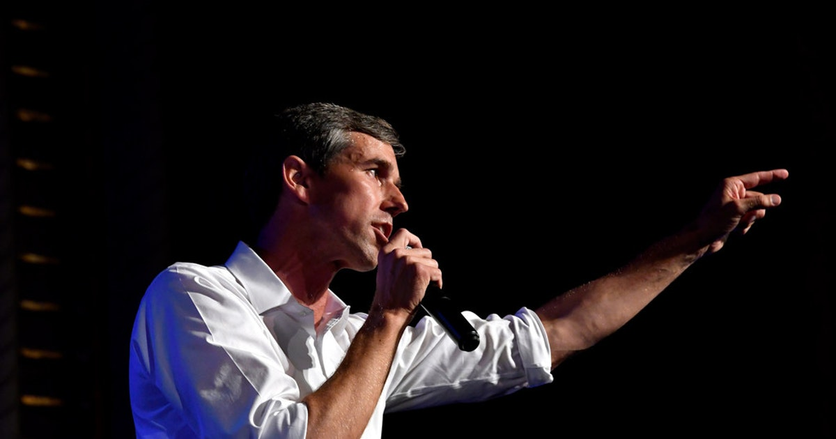 Beto O'Rourke buys his first TV ads with $1.27 million he raised from Ted Cruz's attack ads