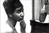 Aretha Franklin(Don Hunstein/Sony Music Archives)