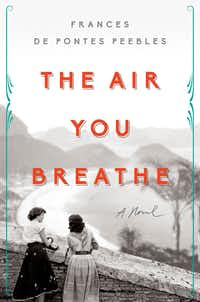 <i>The Air You Breathe</i>, by Frances de Pontes Peebles.&nbsp;(Riverhead)