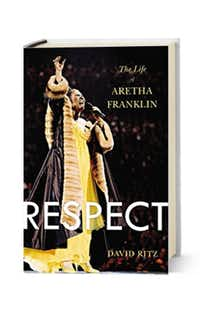 <i>Respect: The Life of Aretha Franklin</i>, by David Ritz(File photo /Little, Brown )