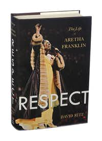 <i>\Respect: The Life of Aretha Franklin</i>, by David Ritz (SONNY FIGUEROA/NYT)