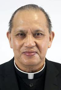 Reverend Edmundo Paredes(Catholic Diocese of Dallas)
