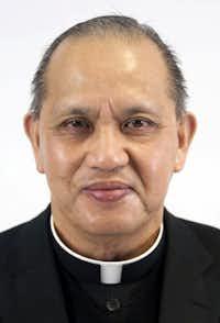 Reverend Edmundo Paredes(Catholic Diocese of Dallas)