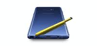 The bottom of the Note 9 holds the S Pen, USB-C port, headphone jack and a speaker.(Samsung)