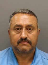 Ramon Robles(Denton Police Department.)