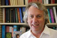 MIT climate scientist Kerry Emanuel is widely respected for his research on global warming's effects on hurricanes. He's also one of the scientists to have studied how climate change could have influenced Hurricane Harvey.(Courtesy of Kerry Emanuel)