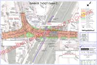 "<p>TxDOT favors the ""Reverse T"" plan because it includes a <span style=""font-size: 1em; background-color: transparent;"">signal phase to stop northbound traffic and reduces traffic conflict points, but neighbors fear it will divert more traffic onto Gaston Avenue.</span></p>"