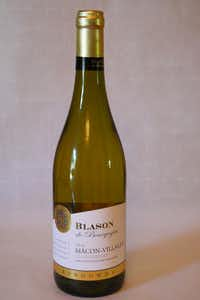 Blason de Bourgogne Macon-Villages Chardonnay(Alfonso Cevola/Special Contributor)