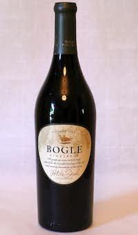 Bogle Petite Sirah (California)(Alfonso Cevola/Special Contributor)
