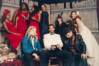 Stage West's ensemble cast for the regional premiere of Branden Jacobs-Jenkins' <i>AnOctoroon</i>(Evan Michael Woods)