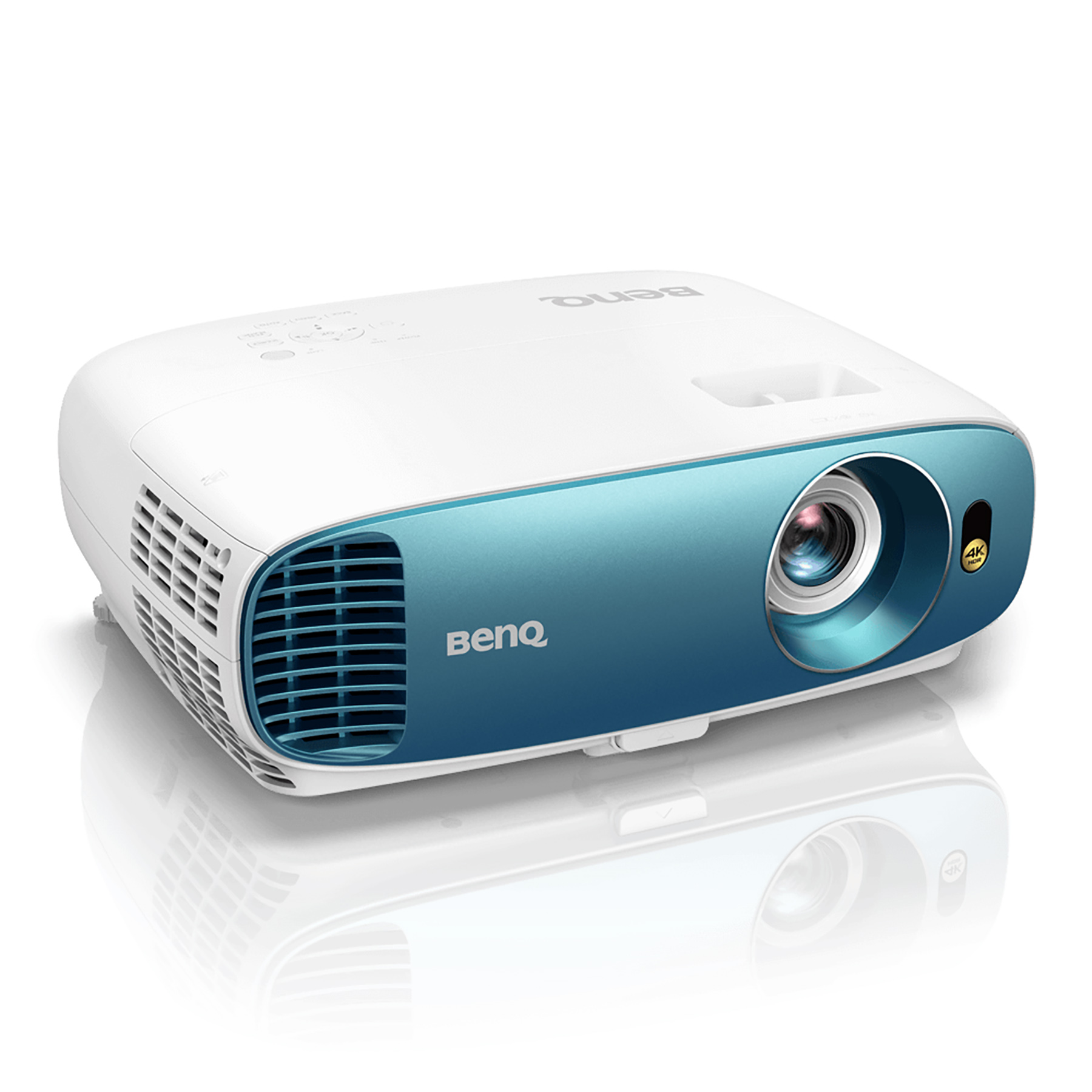 This affordable HDR projector can turn your living room into a movie ...