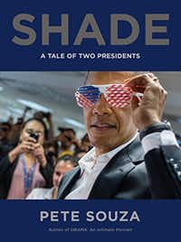 <i>Shade</i>, by Pete Souza.(Little, Brown)