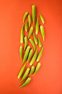 You can do more with okra than frying and pickling.(Ryan Michalesko/Staff Photographer)