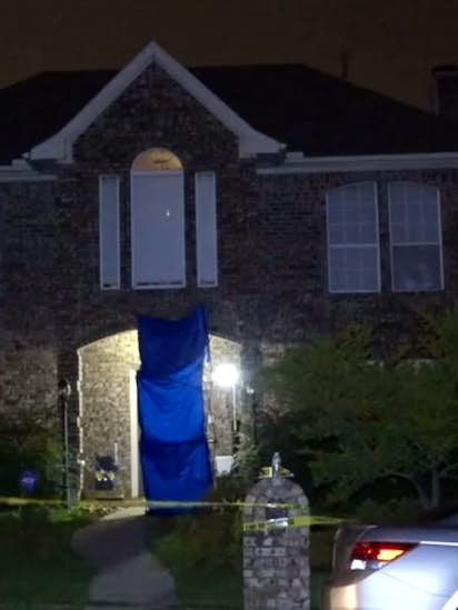 Teenagers escape murder-suicide that left parents dead at their