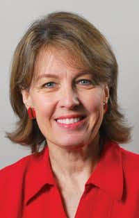 Dallas City Council member Sandy Greyson