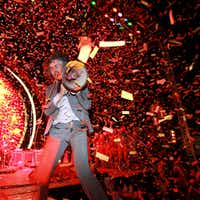 The Flaming Lips perform in Denton in  2010. (File Photo)