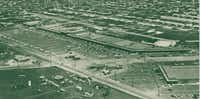 "<br>(Shop Cos./Built in the early 1950s, Casa View Village was one of Dallas' biggest ""suburban"" retail centers.)"