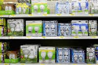 An LED bulb company -- Lights of America -- was caught by regulators making false claims to consumers. Refund checks are arriving in the mail.(Gary Friedman/Los Angeles Times)