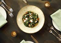 With its housemade ricotta and candied hazelnuts, this kale salad from Remedy restaurant might look pretty tasty to lots of people. But if it doesn't to you, then don't eat it. There are plenty of other healthy offerings in the world. You're bound to like at least some of them.(Tom Fox/Staff Photographer)