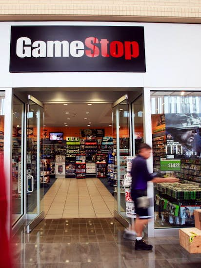 gamestop names financial and legal advisers as it reviews its