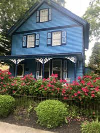 Cape May, N.J., is a lovely town known for its brightly colored Victorian houses. (Keven Ann Willey/Special Contributor)