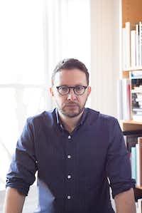 Randy Kennedy.(Marcelo Brukman/Simon & Schuster)
