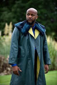 Jamal Gibran Sterling as Othello(Ben Torres/Special Contributo)